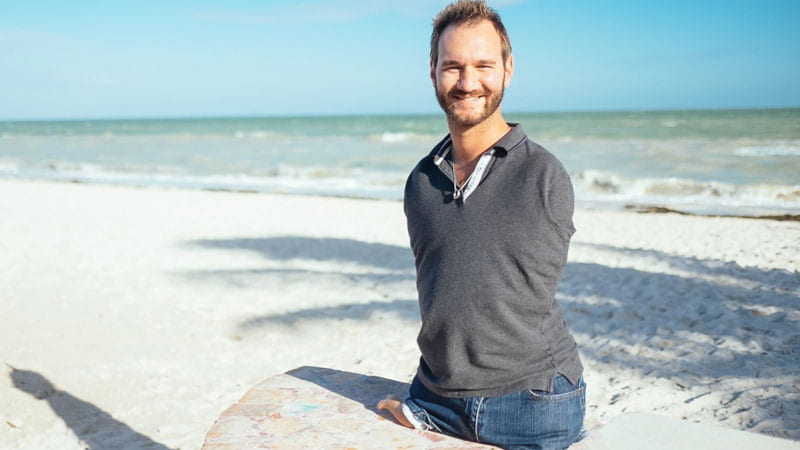 Life with a Mission: Nick Vujicic Brain-picking Article